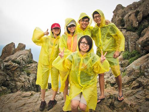 the Yellow Ponchos