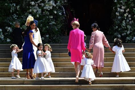 See all the best dressed guests at the royal wedding: The