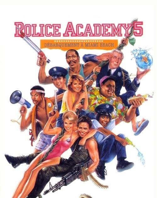 Police Academy 7 Stream