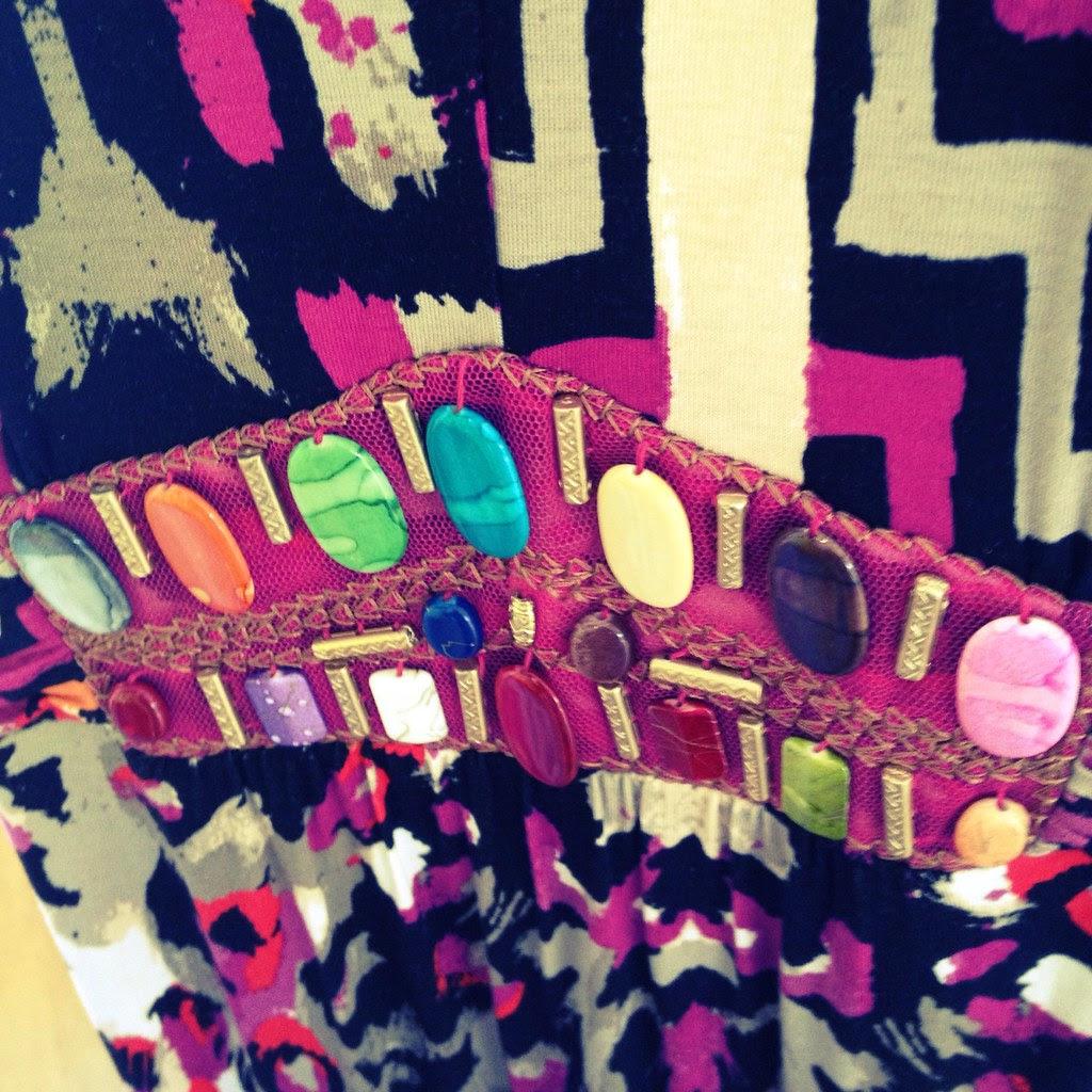 Printed Maxi Dress George At Asda High Summer
