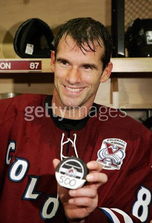 Turgeon 500 goals