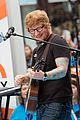 ed sheeran today show performances watch 01
