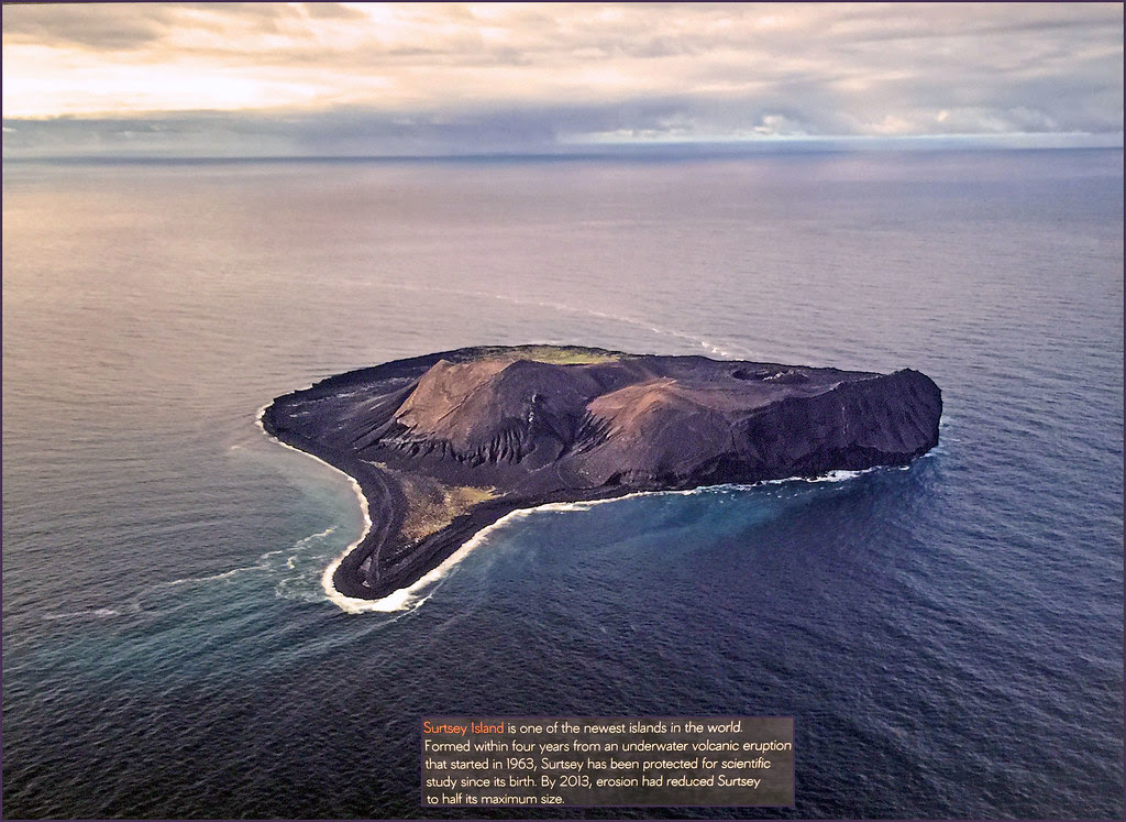 'Surtsey Island' -- 'Iceland Revealed' National Museum of Natural History (DC) May 2016