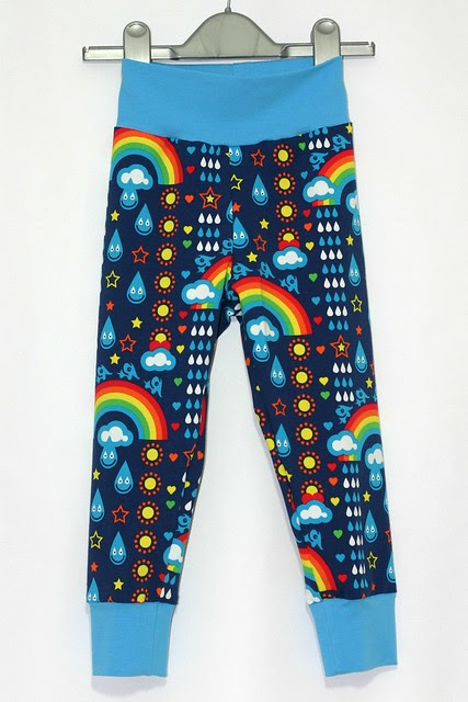 Rainbowphant Slouchy Trousers