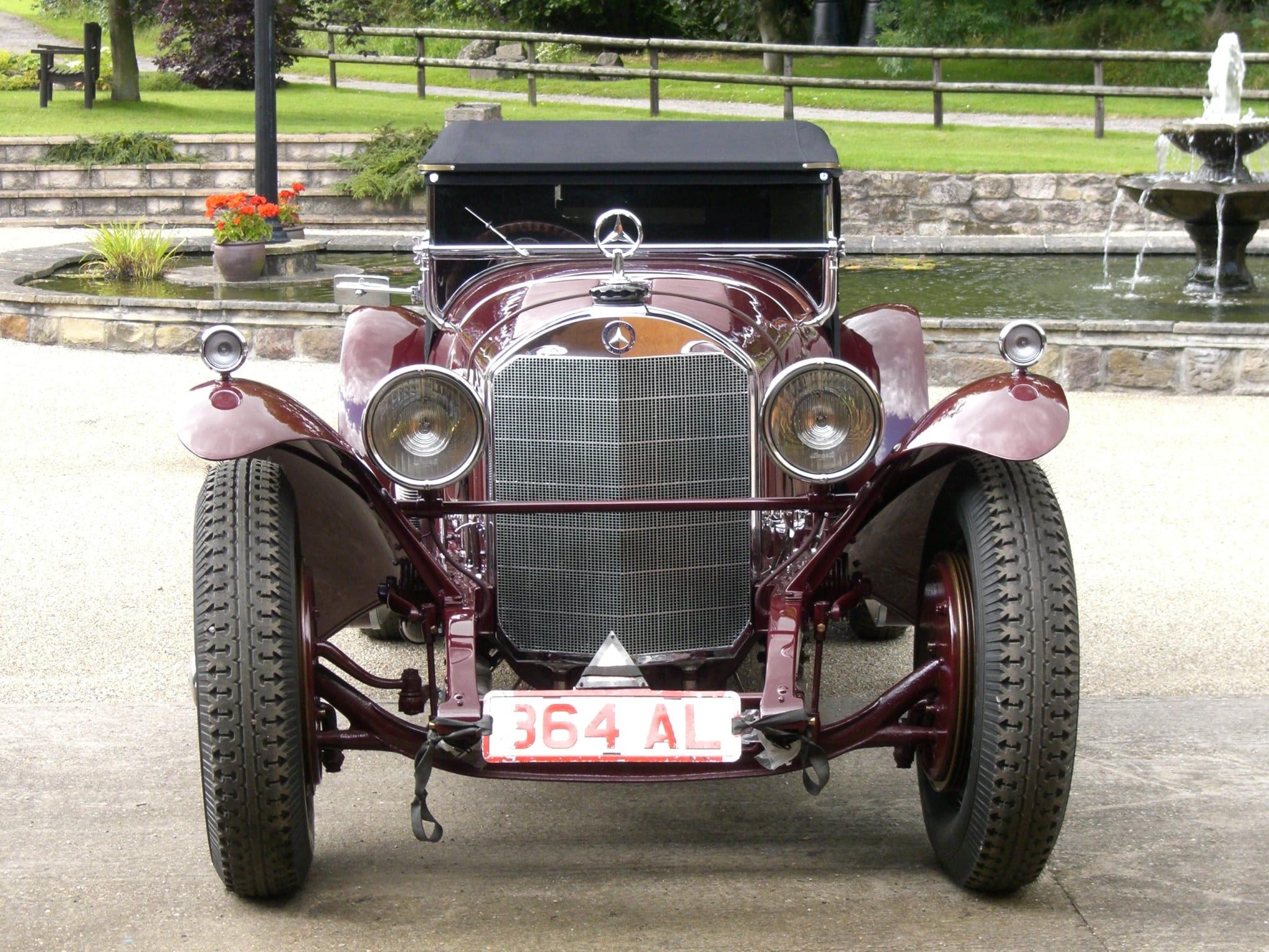 The Revs Institute   1929 Mercedes Benz SSK