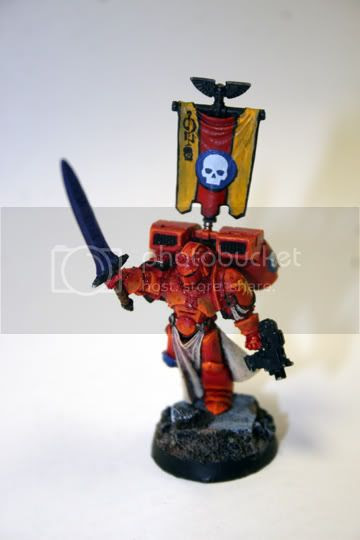 Blood Angels 2nd Company 2nd Squad