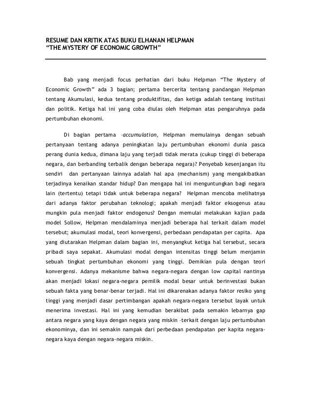 Terbaru Contoh Resume Jurnal