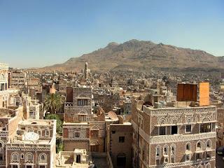 Stare Miasto w Sanie Jemen