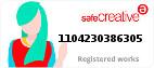 Safe Creative #1104230386305