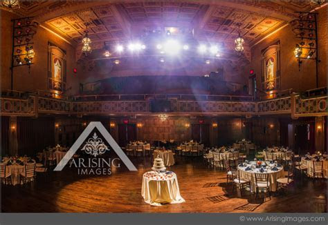 Detroit Wedding Photography at the Gem Theatre   Arising