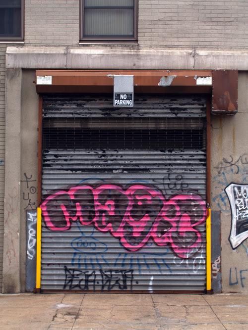 graffiti, Greenpoint, Brooklyn