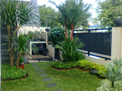 500 Desain Taman Dalam Rumah HD Terbaik
