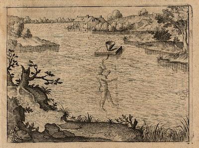 Fludd - Pars VI Liber Quartus p419 scuba for war