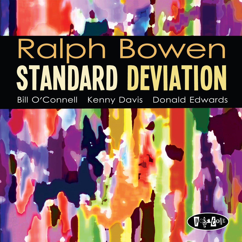 Ralph Bowen - Standard Deviation cover