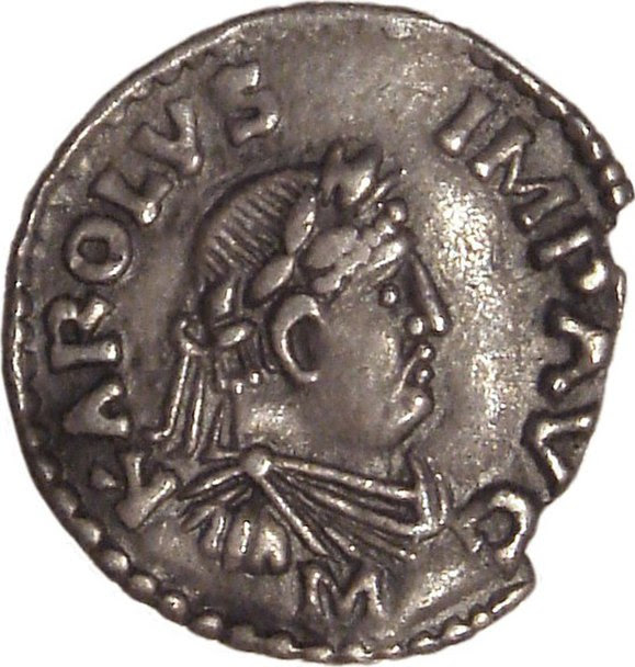 File:Charlemagne denier Mayence 812 814.jpg