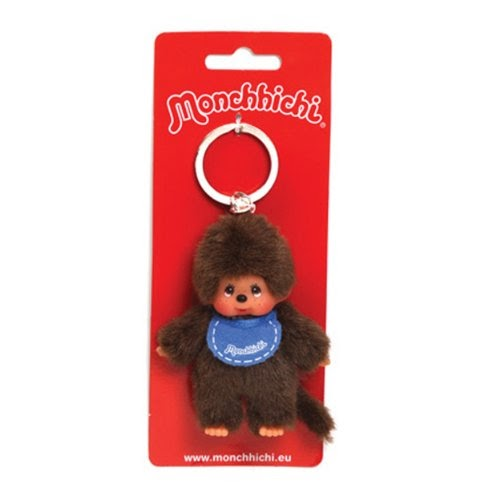 Dollysand Gund Blue Boy Monchhichi 4 Quot Plush Doll Keychain Toy