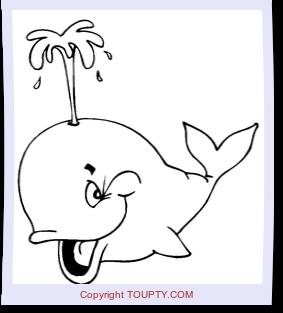 Baleine Coloriage De Baleines A Imprimer Coloriages Touptycom