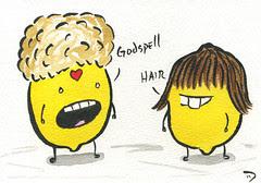 Godspell vs Hair
