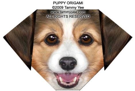origami n stuff 4 kids origami puppy 2