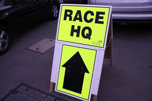 Race HQ by ultraBobban