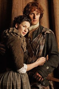 Claire and Jamie Fraser - claire-and-jamie-fraser Photo