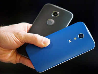 Second-generation Moto X2 — Rs 24,999