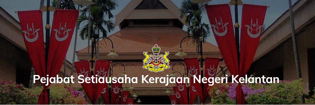 Jawatan Kosong Pejabat Setiausaha Kerajaan Negeri Kelantan ...