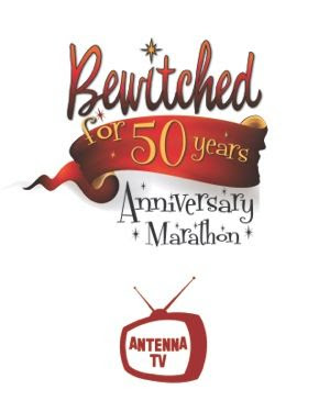 Bewitched for 50 Years Anniversary Marathon on Antenna TV