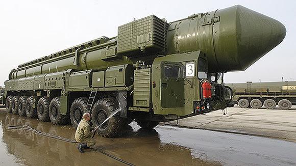 Rusia Antimisiles