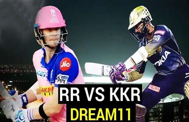 IPL 2020, KKR vs RR:जानें राजस्थान और कोलकाता टीमों की प्लेइंग XI