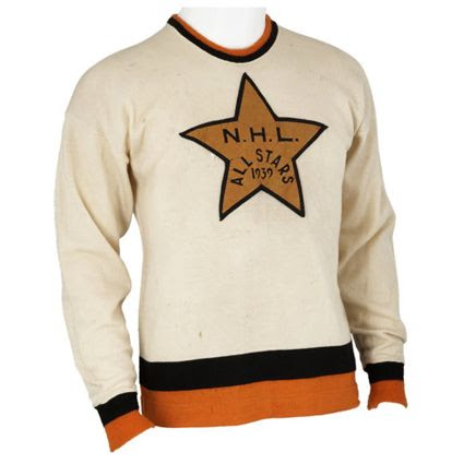 Siebert Memorial Game All-Star Jersey
