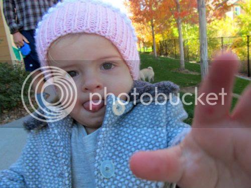Beautiful baby- Fall 2012