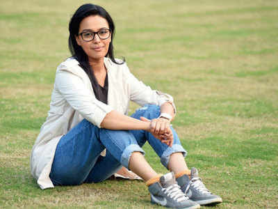 Swara Bhaskar: Swara Bhaskar to appear in web series - Times of ...