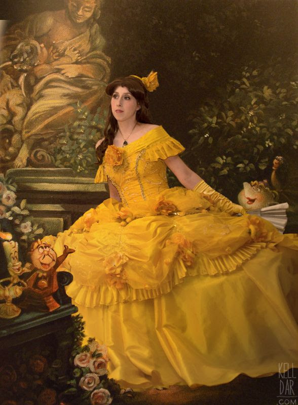 Belle's Ballgown @ kelldar.com