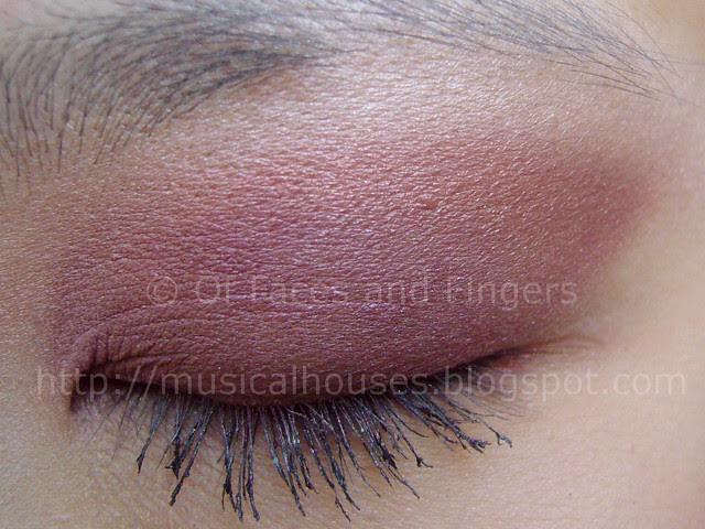 deep purple eye look 2