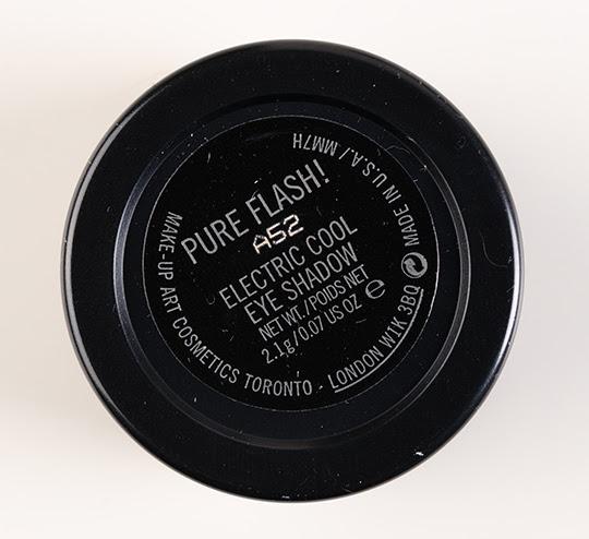 MAC Pure Flash Electric Cool Eyeshadow