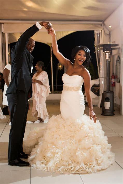 Real Weddings {South Africa}: Kimya & Gregory