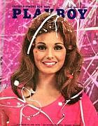 Angela Dorian sulla copertina di Playboy: fu playmate dell'anno nel 1968
