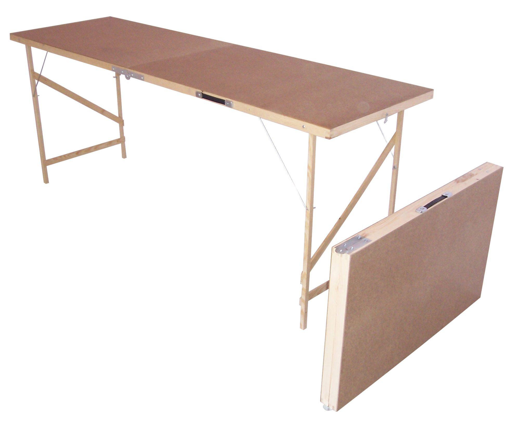 BQ Foldable Decorating Table H67mm W560mm L890mm