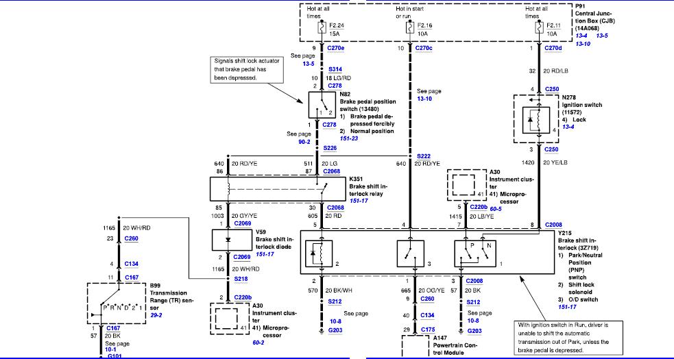 DIAGRAM Pcm Wiring Diagram 99 Explorer FULL Version HD ...