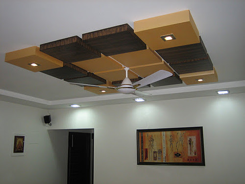 Ceiling Design Gypsum Ceiling Service Provider From Hyderabad