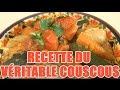 Recette Couscous Végétarien Marocain