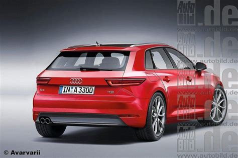 Audi A3 Restyling 2020 Review