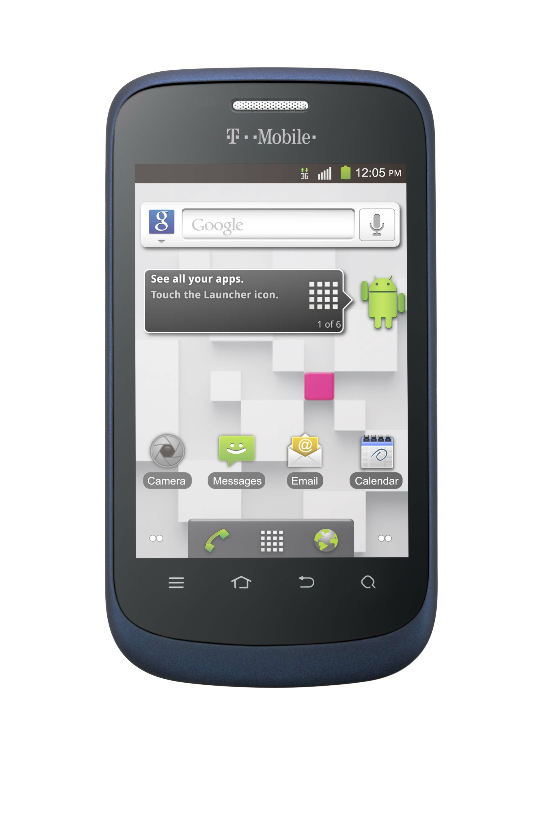 Mobile Breaks the $100 Barrier With NoContract Android Phone From ZTE