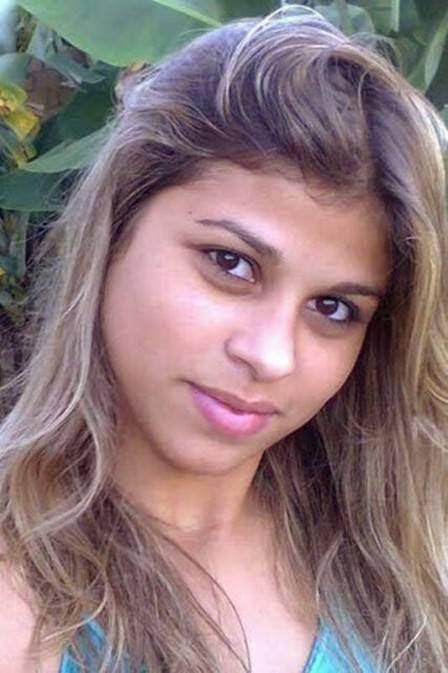 Patrícia foi flagrada pelo namorado trocando mensagens com outro e morta momentos depois
