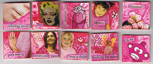 Pink 1x1s