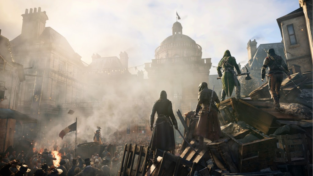 Assassin's Creed Unity (2014) Full PC Game Mediafire Resumable Download Links