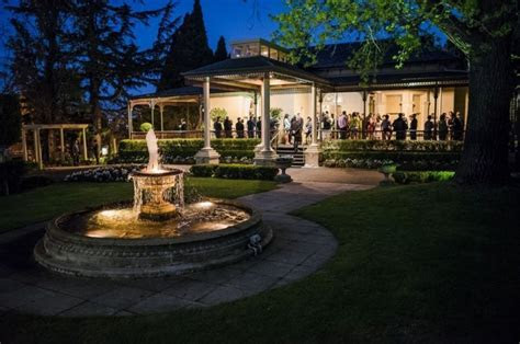 Top 20 most popular wedding venues in Melbourne