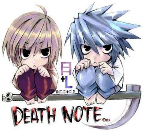 chibi death note