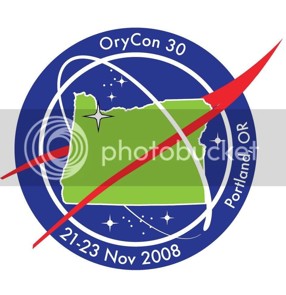 OryCon 30 Logo Concept
